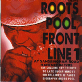 SALE ITEM - Sugar Minott / Various - Roots Pool Frontline 1 At Sandringham Road (Sir Collins) UK CD